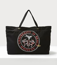 Vivienne Westwood University Shopper Black