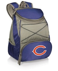 Picnic Time Chicago Bears Ptx Backpack Cooler Navy