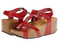 Eric Michael Amy Red Women's Sandals