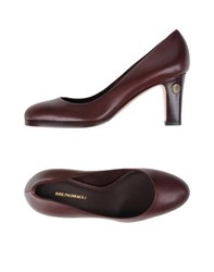 Bruno Magli Footwear Courts Women Cocoa