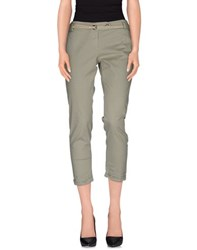 Imperial Star Imperial Trousers Casual Trousers Women Military Green
