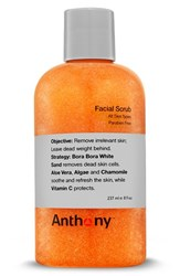Anthony Logistics For Men Tm Facial Scrub
