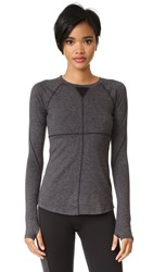Prismsport Velocity Top Charcoal Heather