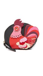 Kate Spade Rooster Coin Purse Multi