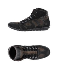 Cafe'noir Cafenoir High Tops And Trainers Black