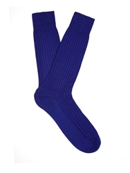 Pantherella Danvers Ribbed Knit Socks