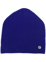 Lost And Found Ria Dunn Logo Plaque Hat Blue