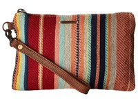 Billabong Salty Water Wallet Multi Clutch Handbags