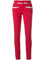 Perfect Moment Aurora Skinny Pants Ii Red