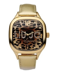 Liu Jo Luxury Wrist Watches Gold