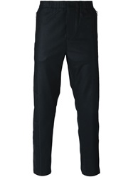 Givenchy Seam Detail Trousers Black