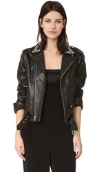 Veda Creeper Jacket Black