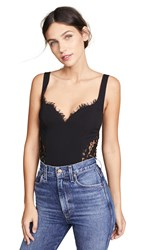 Fame And Partners The Mila Top Black