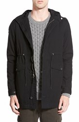 Men's Rhythm 'Nevermind' Water Resistant Hooded Jacket