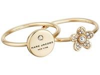 Marc Jacobs Mj Coin Charm Ring Gold Ring