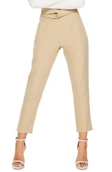 Missguided Women's Cigarette Trousers