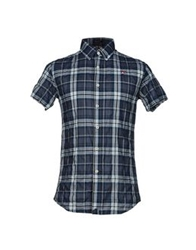 Marville Shirts Blue