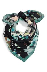 Echo Women's Winter Blooms Square Scarf