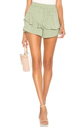 Heartloom Marley Short Green