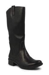Bogs Women's 'Kristina' Waterproof Tall Boot Black Leather