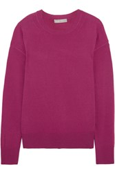 Vince Cashmere Sweater Magenta