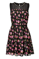 Juicy Couture Lace Roses Dress