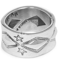 Cody Sanderson Diamond Star Sterling Silver Ring