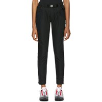 Nikelab Black Matthew Williams Edition Lounge Pants