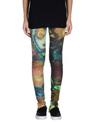 If Six Was Nine Trousers Leggings Women Acid Green