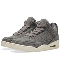 Nike Jordan Brand Air 3 Retro Wool Grey