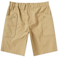 Nanamica X Slowear Multi Pocket Short Neutrals