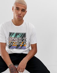 O'neill Filler T Shirt In White