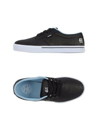 Etnies Footwear Low Tops And Trainers Women Black