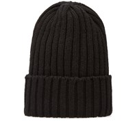 Beams Plus Wool Watch Cap Black