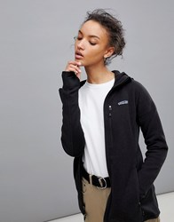 Patagonia Performance Better Sweater Hoody In Black