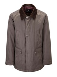 Skopes Men's Austin Coat Brown