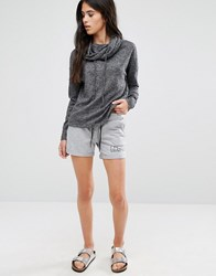 Only Play Gym Sweat Shorts Grey