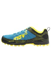 Inov 8 Inov8 Roclite 295 Trail Running Shoes Blue Black Lime