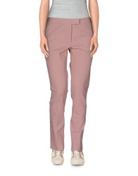 Joseph Trousers Casual Trousers Women Pink
