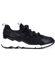 Pierre Hardy 'Trek Comet' Sneakers Black