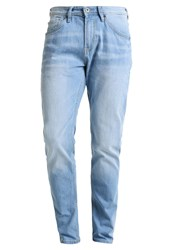 Tom Tailor Denim Piers Slim Fit Jeans Heavy Bleached Blue Denim Light Blue Denim
