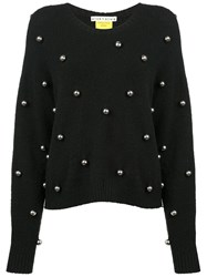 Alice Olivia Gleeson Jumper Black