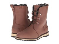 Lacoste Baylen 5 Brown Women's Lace Up Boots
