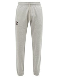 Reigning Champ Cotton Jersey Track Pants Grey