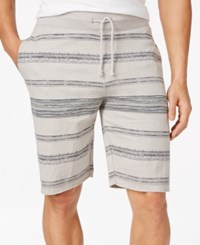 American Rag Aztec Shorts Pewter Heather