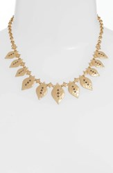 Treasure And Bond Collar Necklace Hem Gold