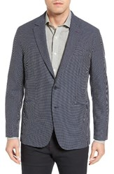Bugatchi Men's Textured Cotton Blazer