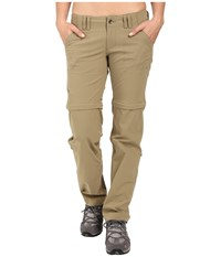 Marmot Lobo's Convertible Pants Desert Khaki Women's Casual Pants