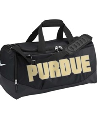 Nike Purdue Boilermakers Training Duffel Bag Team Color
