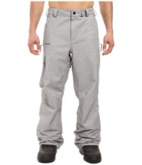 Volcom Snow Ventral Pants Heather Grey Men's Casual Pants Gray